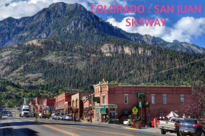 COLORADO : SAN JUAN SKYWAY