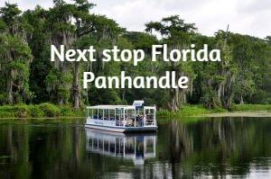 Next stop Florida Panhandle