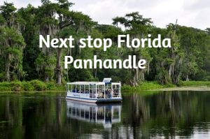 Next stop Florida Panhandle