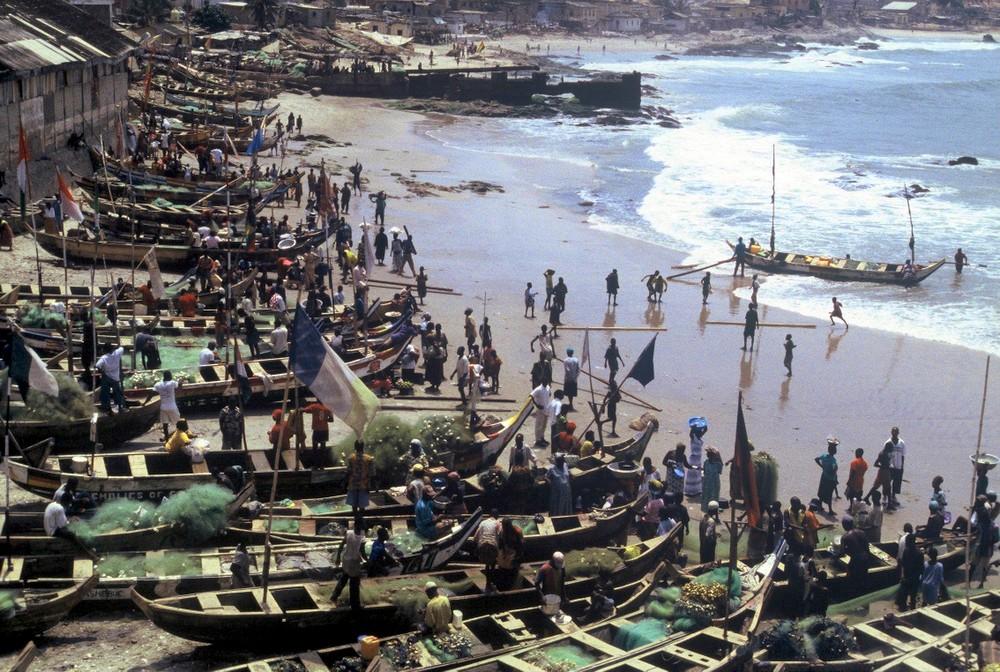 Ghana : Cape Coast