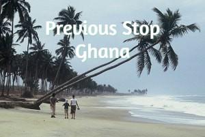 Previous Stop Ghana