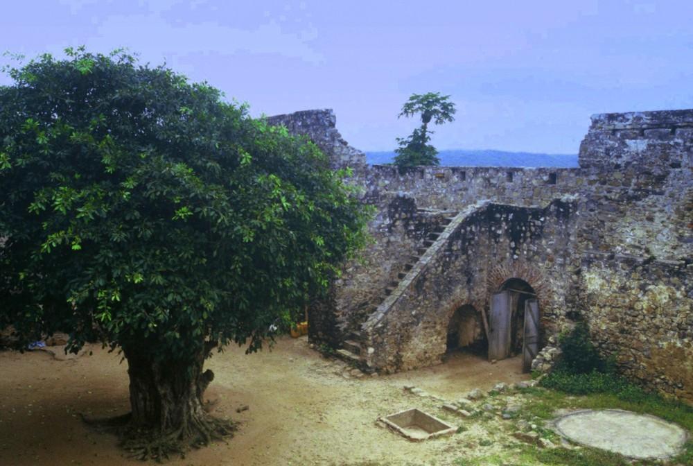 Ghana : Fort Amsterdam (Korrmantin)