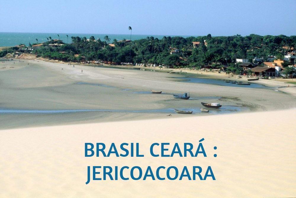 BRASIL CEARÁ : JERICOACOARA