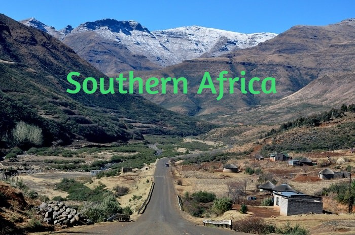 Destinations : South Africa / Lesotho