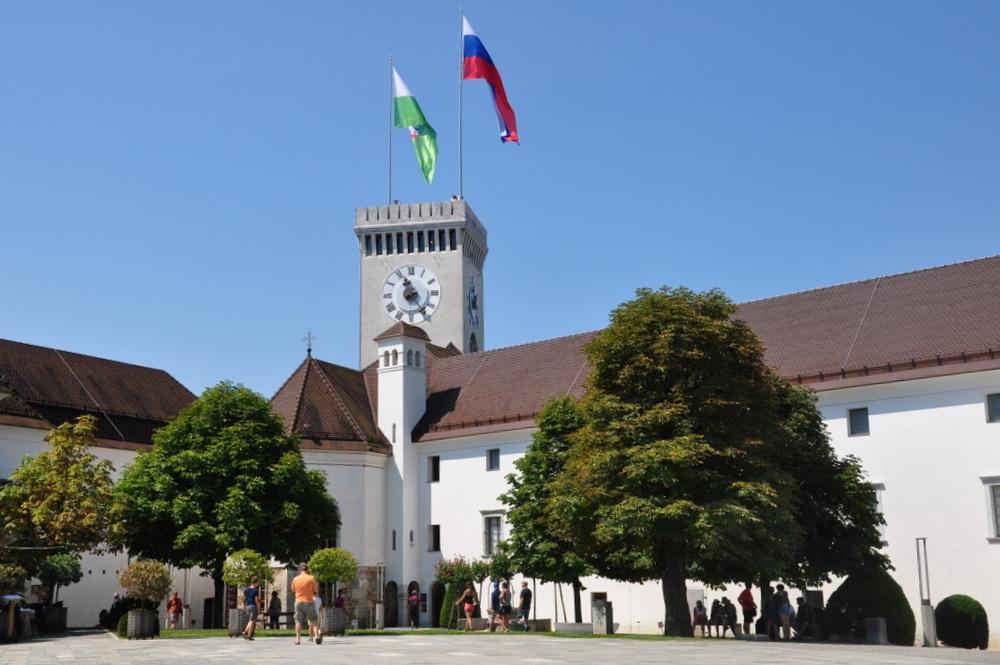 Ljubljana Castel