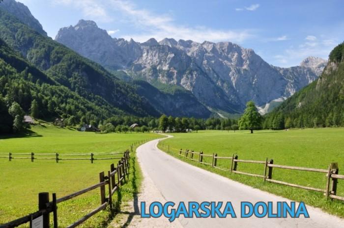 LOGARSKA DOLINA / KAMNIK