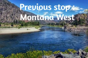 Previous stop : Montana West