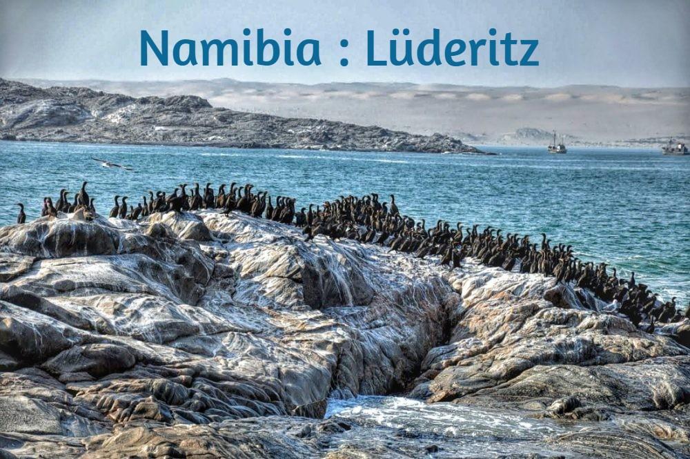 Namibia : Lüderitz