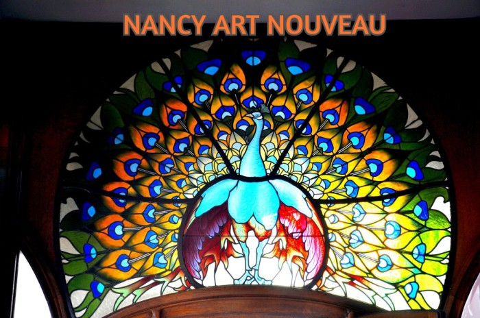 NANCY ART NOUVEAU