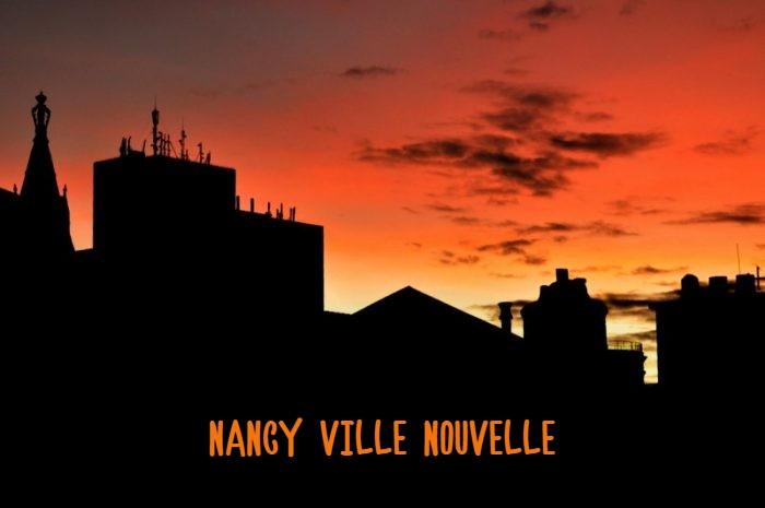Nancy Ville Nouvelle