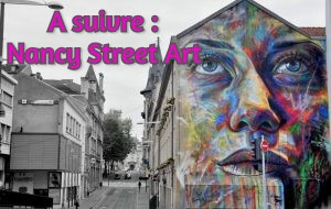 Nancy : Street Art
