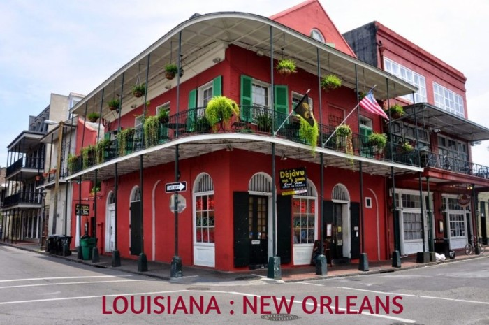 LOUISIANA : NEW ORLEANS