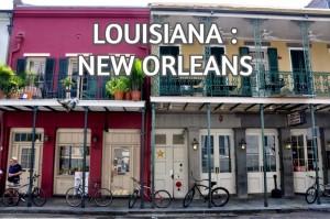 LOUISIANA : NEW ORLEANS