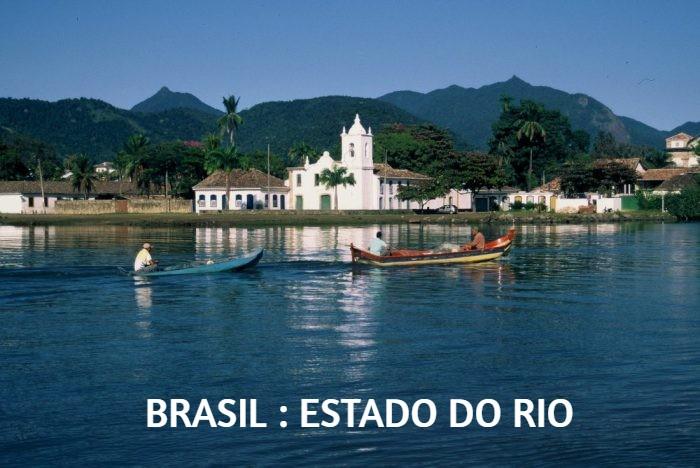 BRASIL : ESTADO DO RIO
