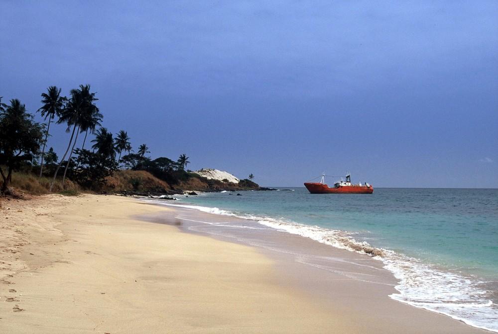 Praia dos Governadores