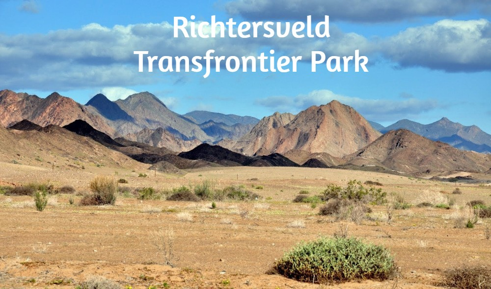 Richtersveld Transfrontier Park