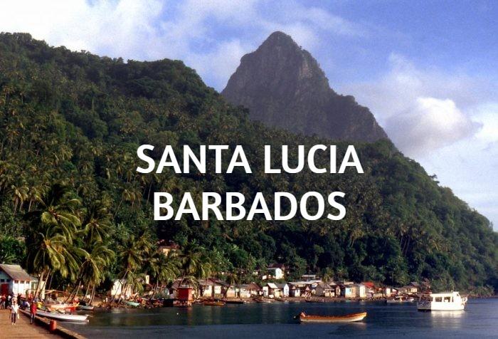 SAINTE LUCIE / BARBADOS