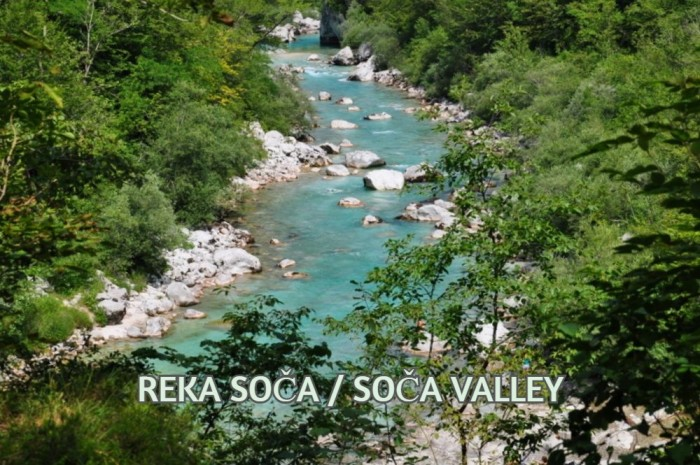 REKA SOČA / SOČA VALLEY