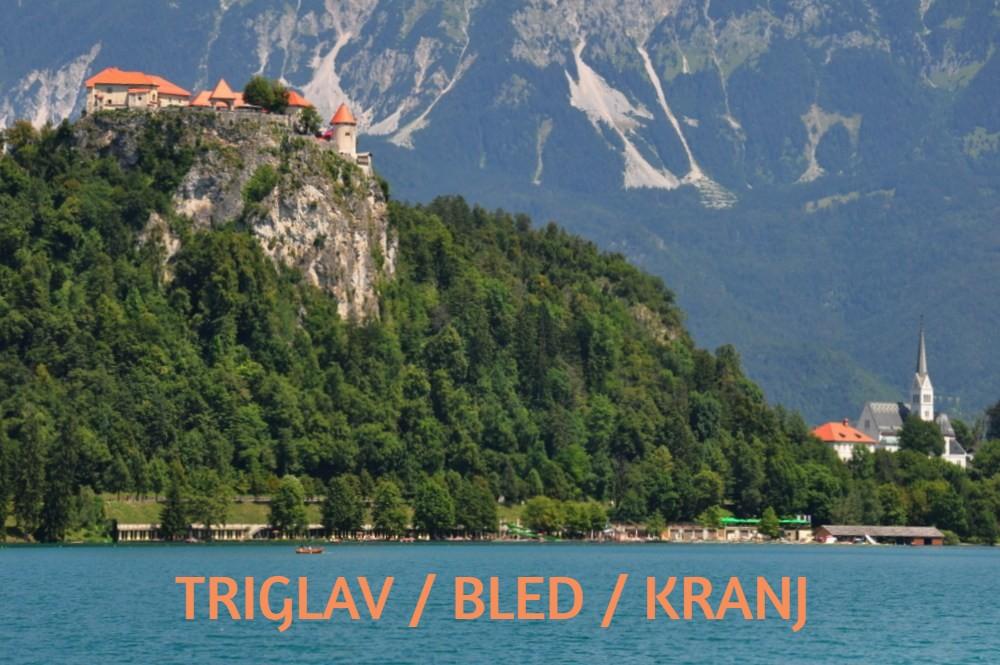TRIGLAV / BLED / KRANJ