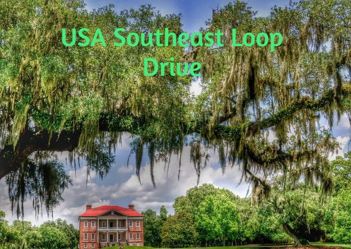 USA Southeast Loop Drive