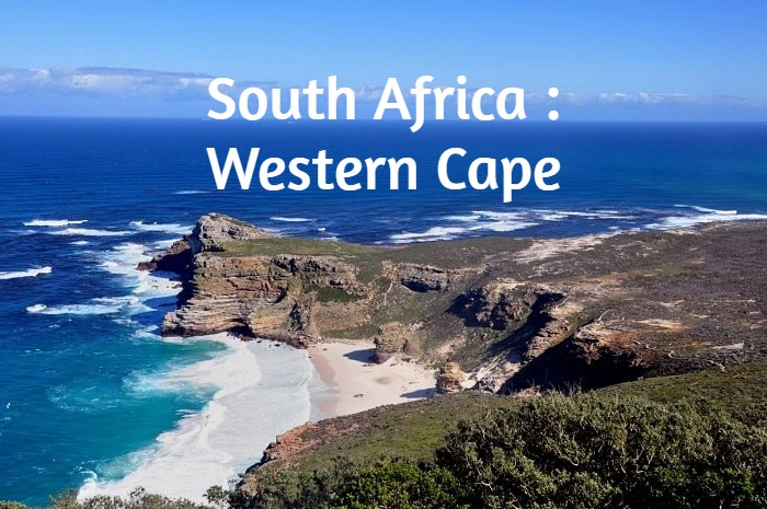 South Africa : Western Cape