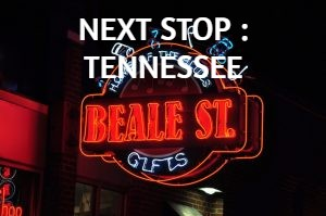 NEXT STOP : TENNESSEE