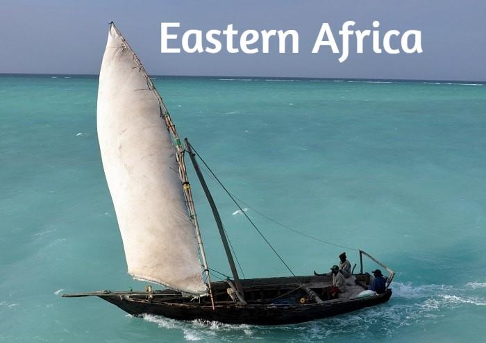 Eastern Africa : Zanzibar / Seychelles / Réunion