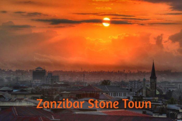ZANZIBAR UNGUJA : STONE TOWN
