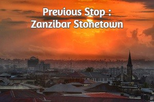 Previous Stop : Zanzibar : Stone Town