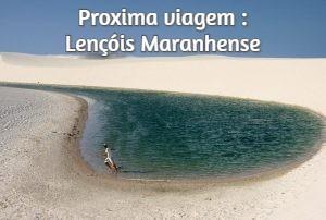 Maranhão Lençóis Maranhense