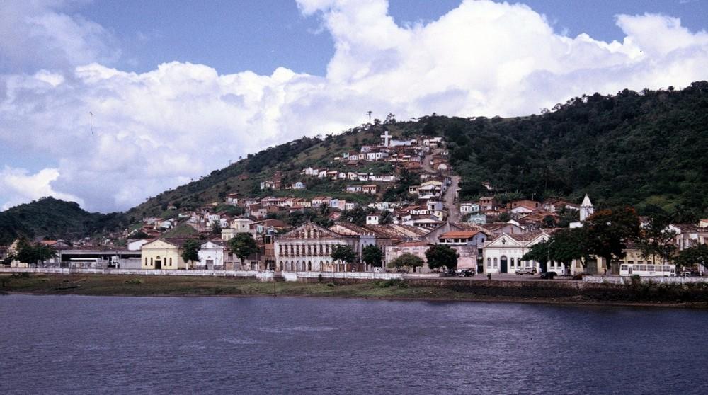 View from Cachoeira : Sao Feilx