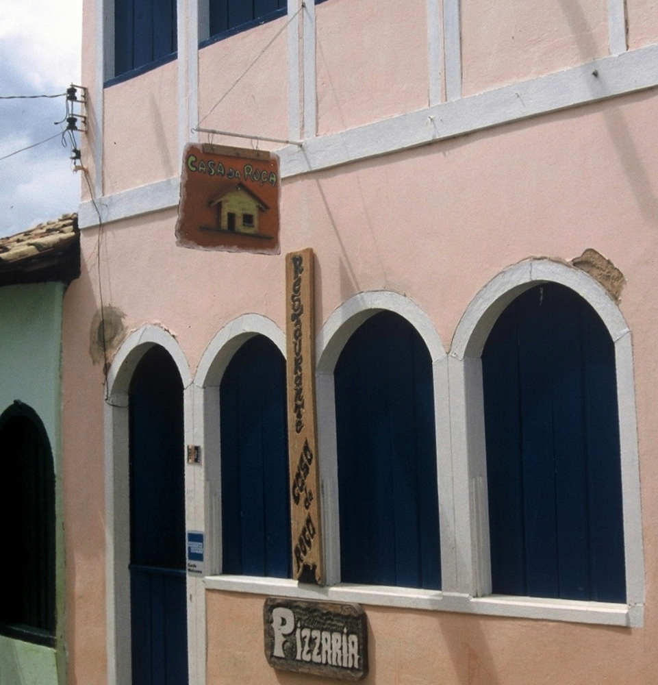 Lençois Restaurante Casa Da Roça