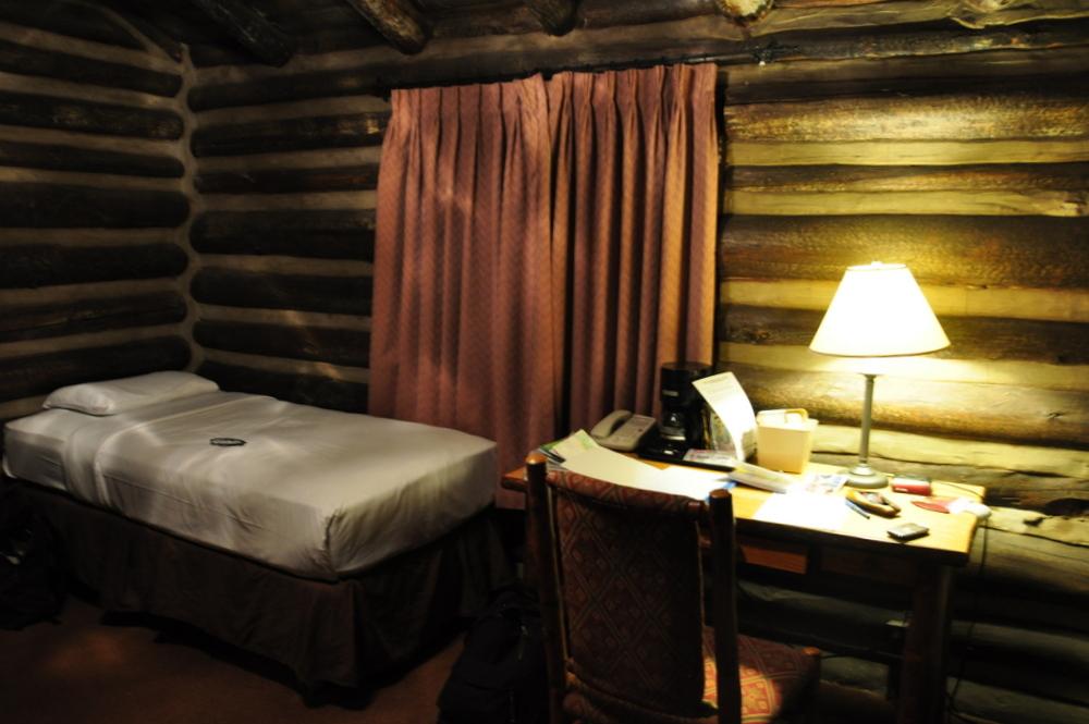 Grand Canyon : North Rim (Canyon Lodge)