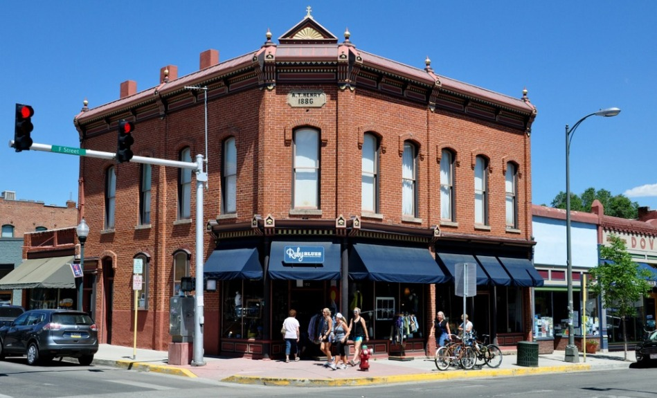 Salida : historic district