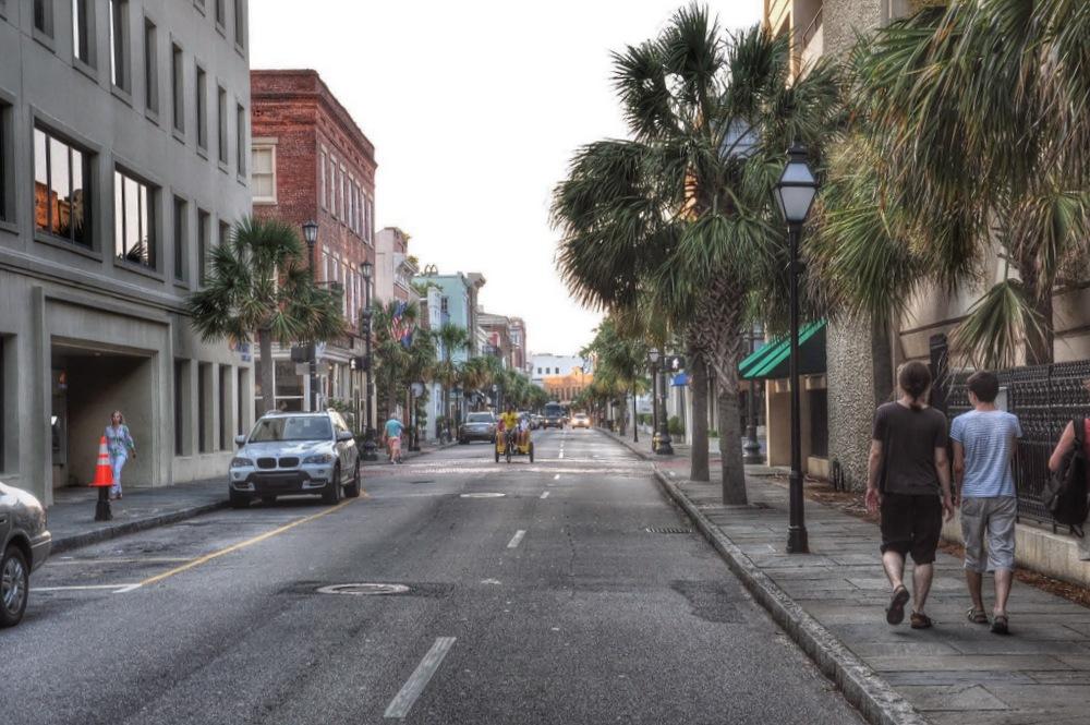SOUTH CAROLINA : Charleston